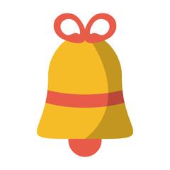 Poster Indiërs christmas bell cartoon symbol