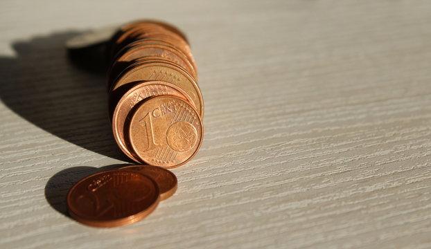 monete in rame - valore