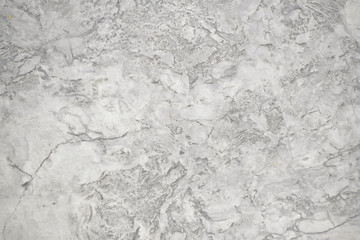 White marble stone with natural pattern texture background.