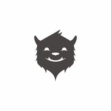Yeti + Cube Logo Vector
