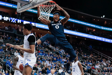 NCAA Basketball: Xavier at Seton Hall