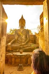 National Park in Sukhothai, Thailand