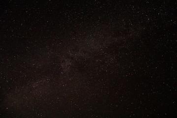 Fototapeta milky way and star dust