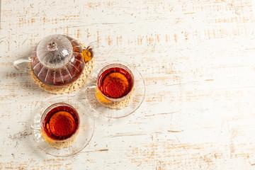 世界のハーブティー Herbal tea of the world
