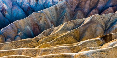 Death valley Zabriskie point Wüste