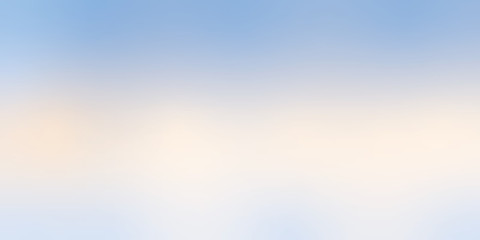 Blue sky morning gradient vector background. Abstract wallpaper for banner template ,web design,social media