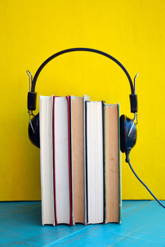 audio book concept