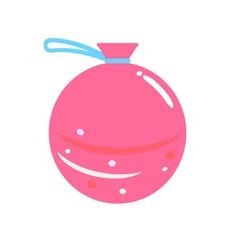 ピンクの水ヨーヨー