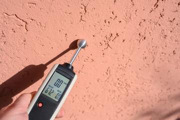 Feuchtigkeit im Haus messen
