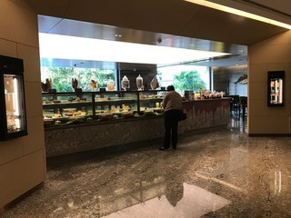 Sweets Shop in Luxury Hotel