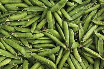 Green Beans on Market