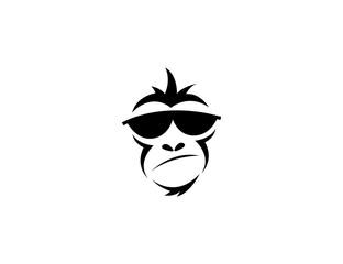 monkey geek illustration