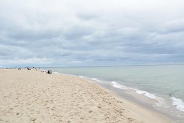 Morze Bałtyckie - Hel
