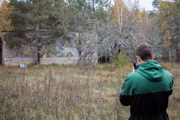 Photos from Pripyat