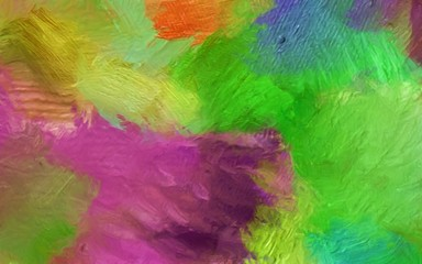 Abstract watercolor and oil mixed texture background. Fine art design pattern. Modern artwork backdrop template.