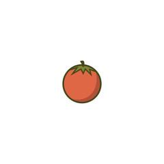 tomato logo vector