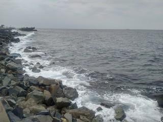 Coastline, Jeddah Saudi Arabia