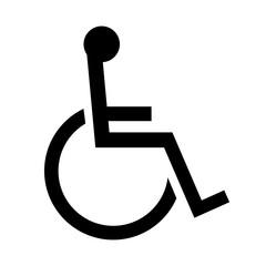 車椅子のマーク