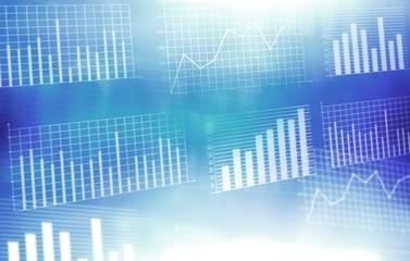 Chart Unternehmen Business Aktien