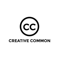 Creative common icon design template vector isolated