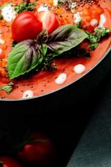 tomatensuppe nah