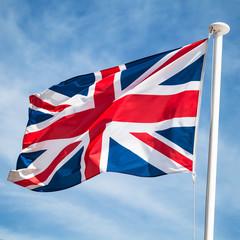 United Kingdom or Union Jack flag