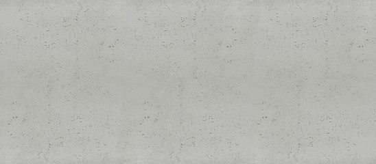 Long wide horizontal panoramic dirty grey cement texture background. Wall mural