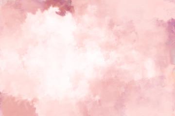 Rosafarben Auquarell Malerei Hintergrund