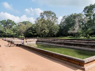 Twin ponds, Anuradhpura