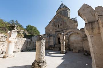 Ancient Haghartsin monastery.  Armenia