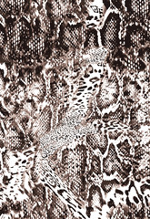 Leopard Fashion Pattern