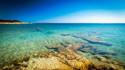 summer day in Croatia