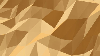 Background from polygons. With shadows and light.
