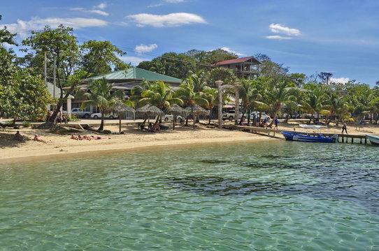 West Bay Beach, Isla Roatan, Honduras