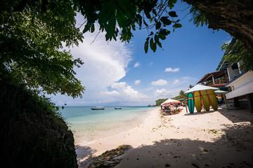 Beach in Bali, Indonesia