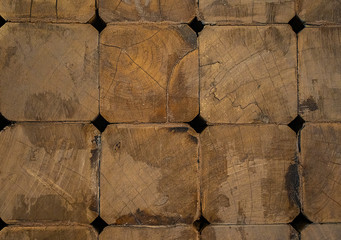 wood tiles texture