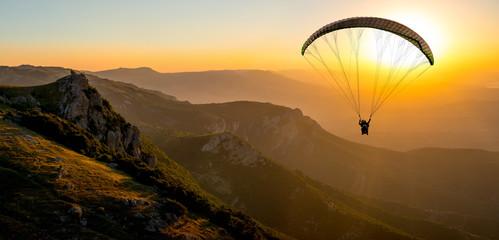 mountain landscape Crimea Fototapete