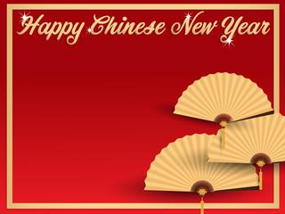 Chinese New Year background.