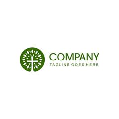 Church / leaf logo inspiration