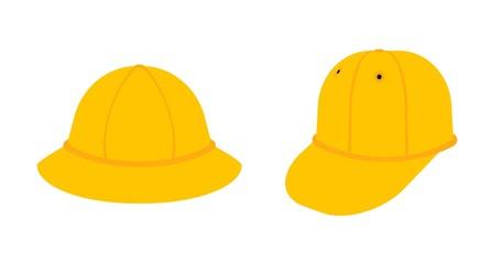 小学生用の帽子