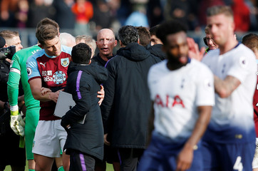 Premier League - Burnley v Tottenham Hotspur