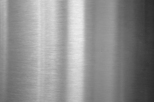 Brushed metal texture - reflection
