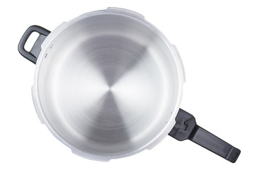 Metal cook steamer
