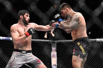 MMA: UFC Fight Night-Prague-Ankalaev vs Abreu
