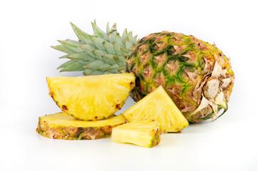 ripe ananas