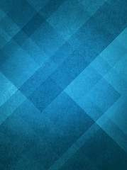 abstract blue background with texture and geometric pattern design of triangle shapes