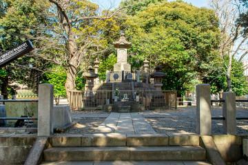 彰義隊の墓