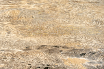 Wood brown closeup texture or background