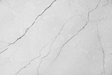 Patterns of nature white marble with black curly abstract texture for background