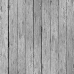 Gray wood wall plank texture or background